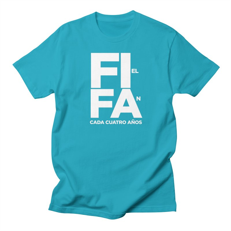 FIFA Women's Regular Unisex T-Shirt by La Tiendita Pepito