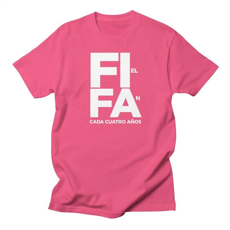 FIFA Men's Regular T-Shirt by La Tiendita Pepito
