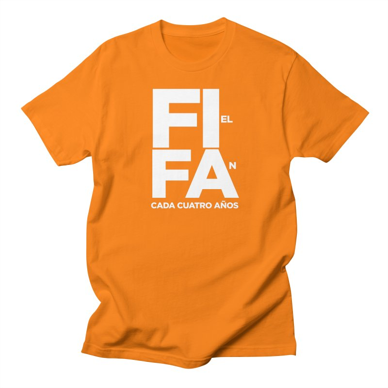FIFA Women's Regular Unisex T-Shirt by La Tiendita Pepito