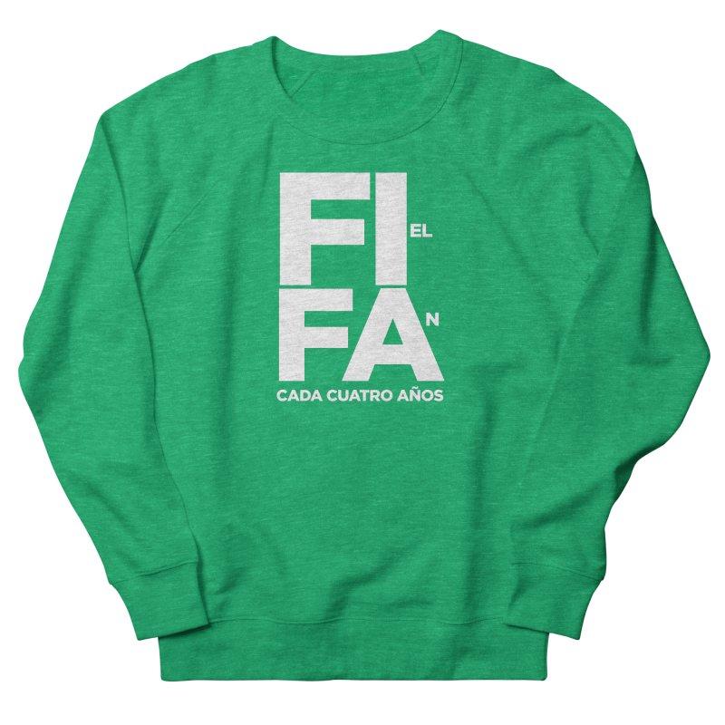 FIFA Women's French Terry Sweatshirt by La Tiendita Pepito