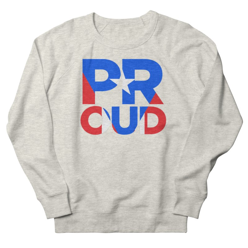 PROUD Men's French Terry Sweatshirt by La Tiendita Pepito