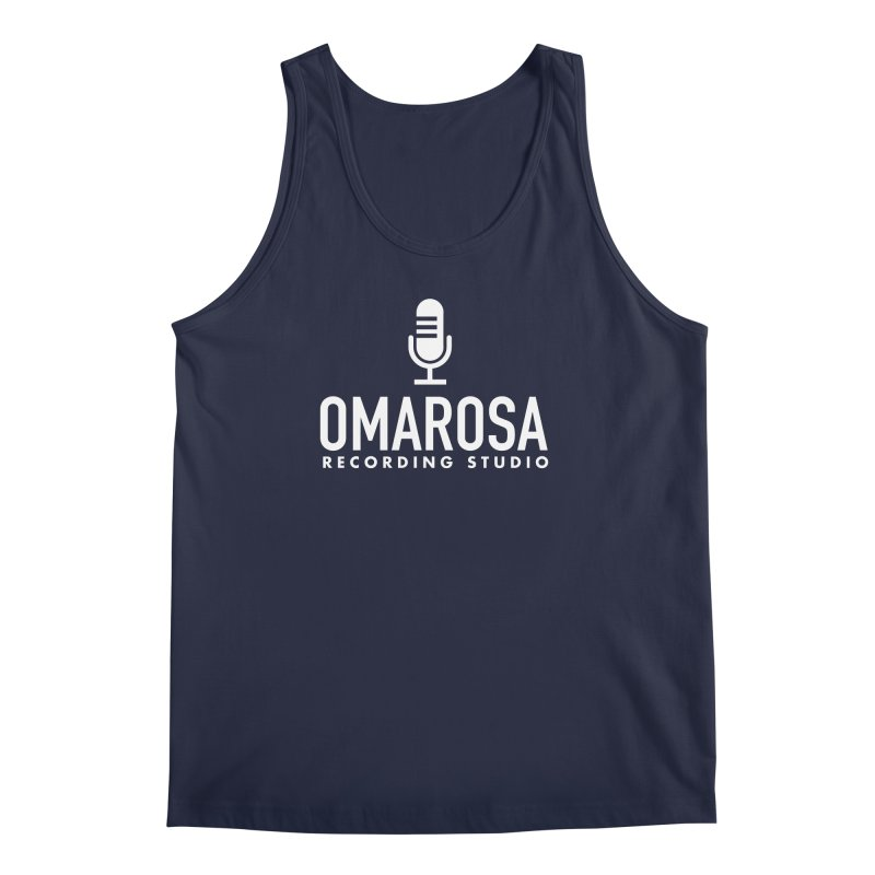 Omarosa Recording Studio Men's Regular Tank by La Tiendita Pepito