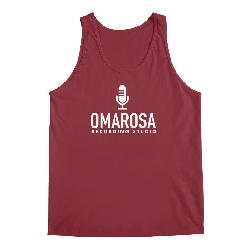 Omarosa Recording Studio Men's Regular Tank by La Tiendita Pepito