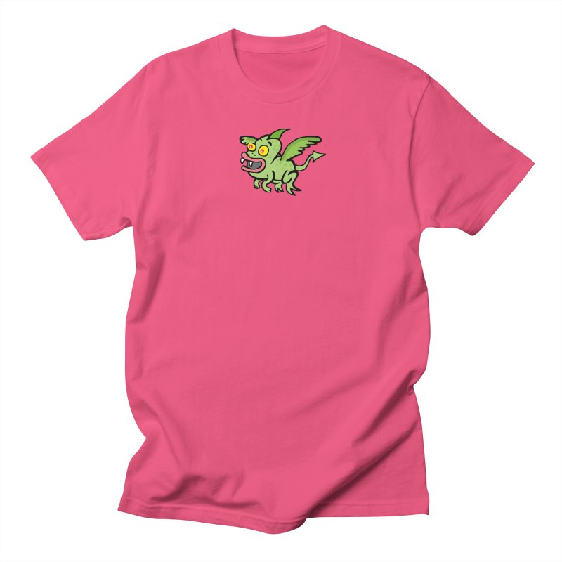 Chupi con Alas Men's Regular T-Shirt by La Tiendita Pepito