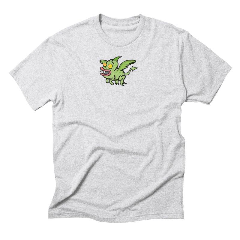 Chupi con Alas Men's Triblend T-Shirt by La Tiendita Pepito