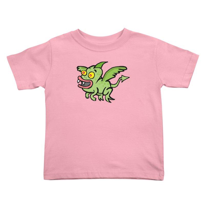 Chupi con Alas Kids Toddler T-Shirt by La Tiendita Pepito