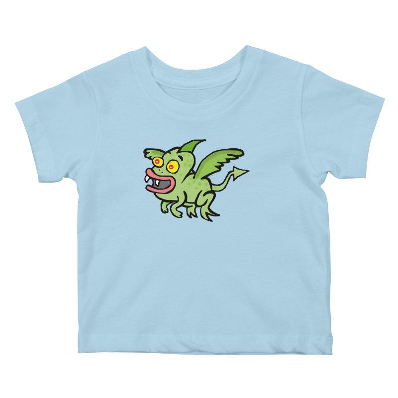 Chupi con Alas Kids Baby T-Shirt by La Tiendita Pepito