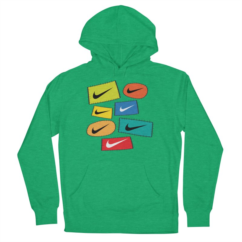 Cut-Outs Women's French Terry Pullover Hoody by La Tiendita Pepito