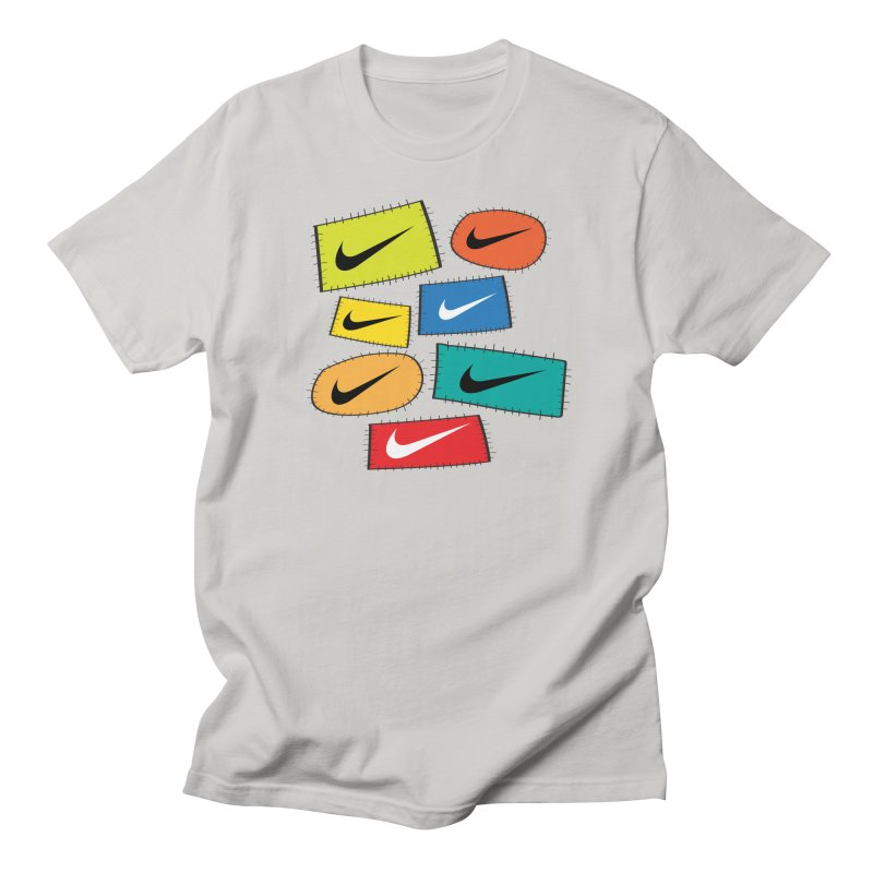 Cut-Outs Women's Regular Unisex T-Shirt by La Tiendita Pepito