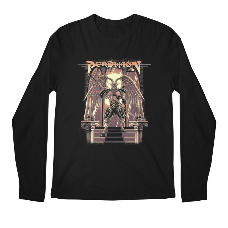Archgoat of Madness Men's Longsleeve T-Shirt by perditionofficial's Artist Shop