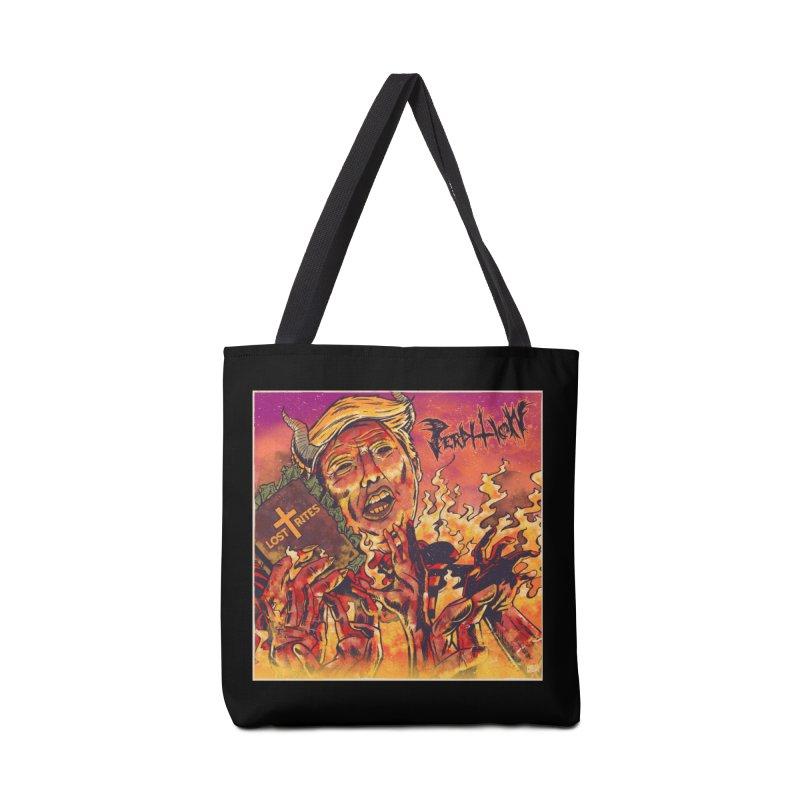 LOST RITES TRUMP DEVIL Accessories Bag by perditionofficial's Artist Shop