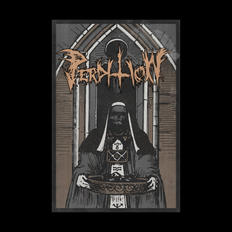 Dark Priest Men's Pullover Hoody by perditionofficial's Artist Shop