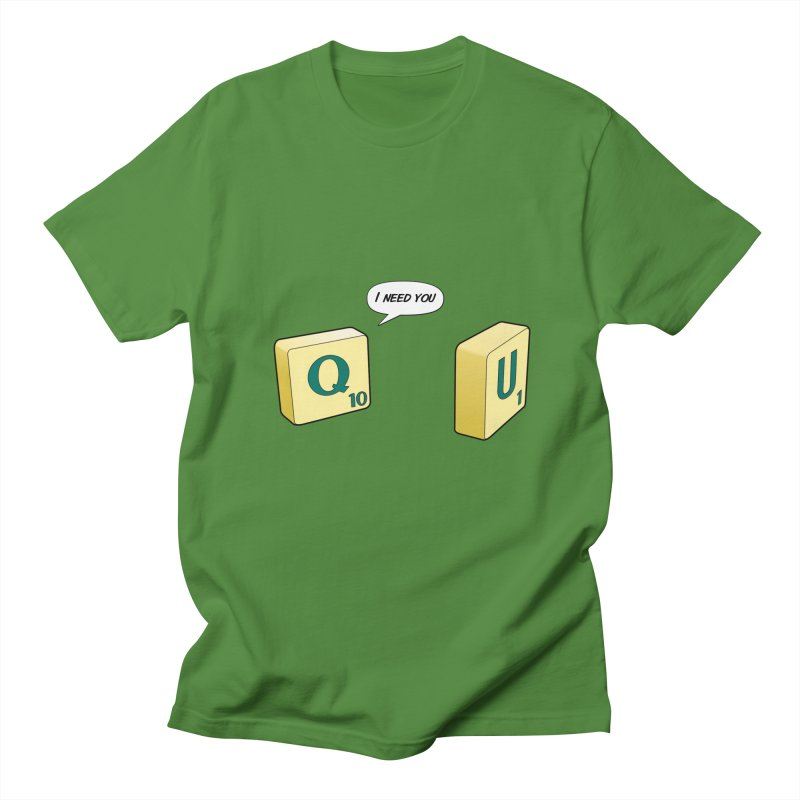 Scrabble love Women's T-Shirt by peregraphs's Artist Shop