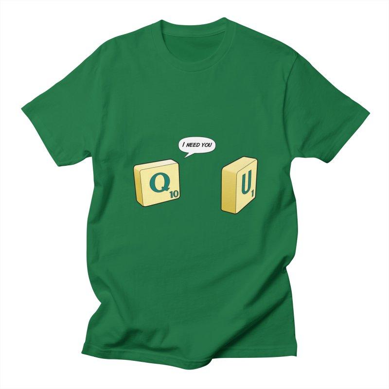 Scrabble love Women's T-Shirt by peregraphs's Artist Shop