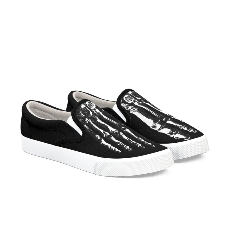 Anatomy_Black Edition in Men's Slip-On Shoes by peregraphs's Artist Shop