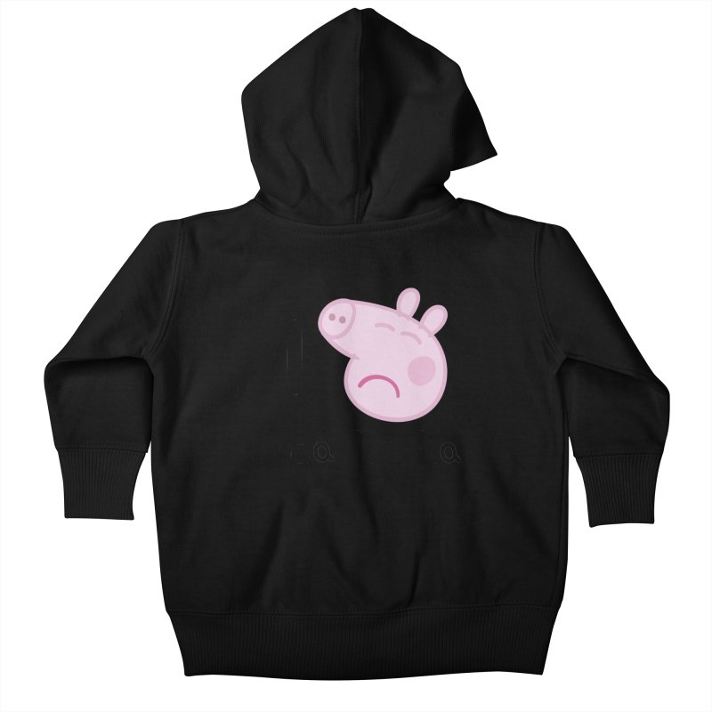 I love cachucha_2 Kids Baby Zip-Up Hoody by peregraphs's Artist Shop