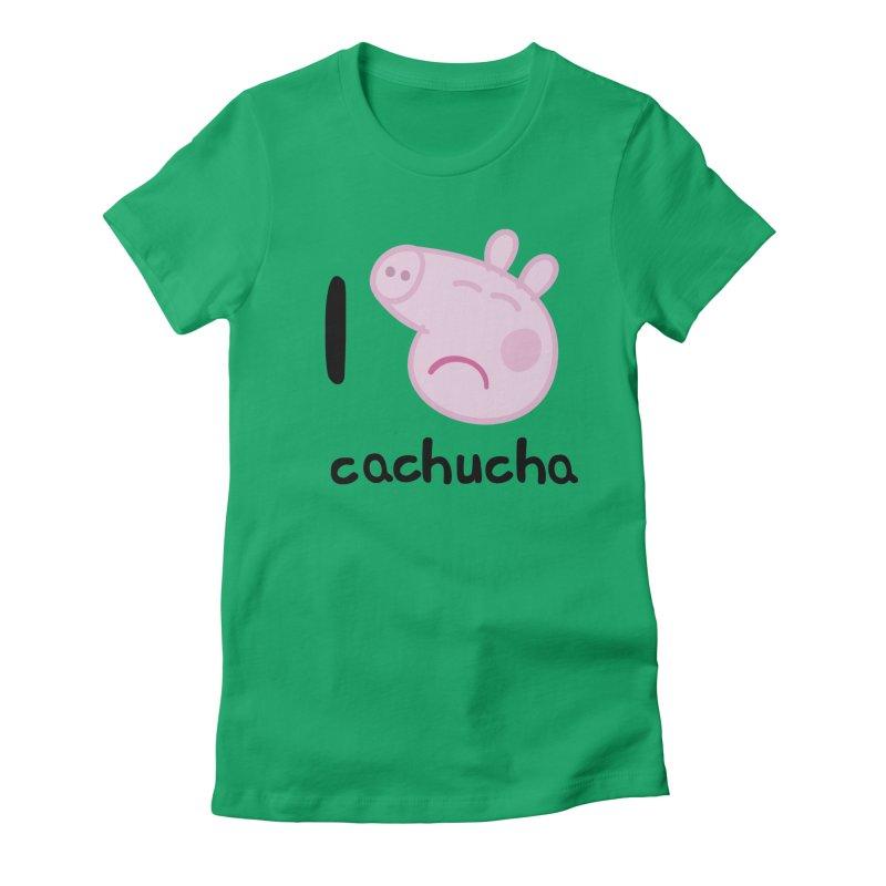 I love cachucha_2 Women's T-Shirt by peregraphs's Artist Shop
