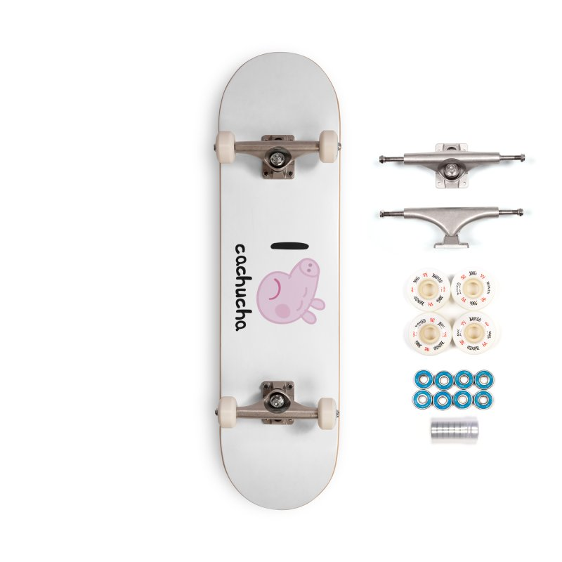 I love cachucha_2 Accessories Skateboard by peregraphs's Artist Shop