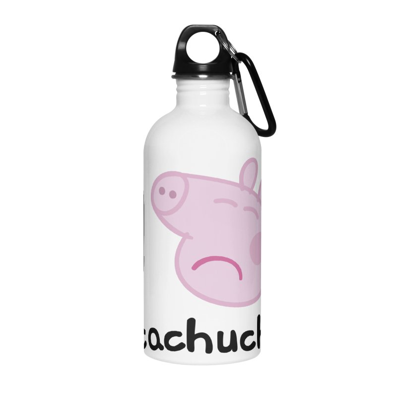 I love cachucha_2 Accessories Water Bottle by peregraphs's Artist Shop
