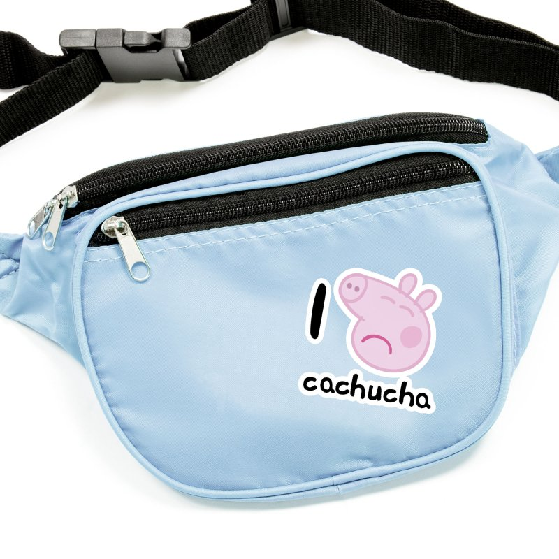 I love cachucha_2 Accessories Sticker by peregraphs's Artist Shop