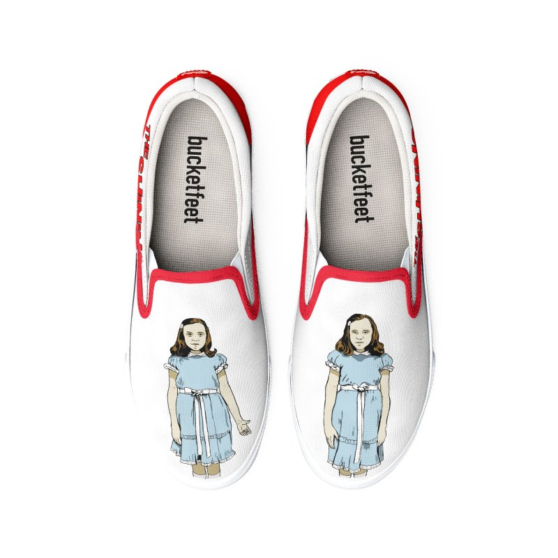The Twins Men's Shoes by peregraphs's Artist Shop