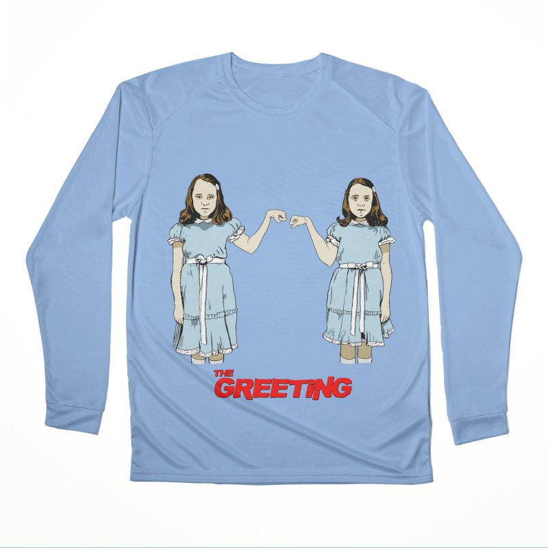 The Greeting Women's Longsleeve T-Shirt by peregraphs's Artist Shop
