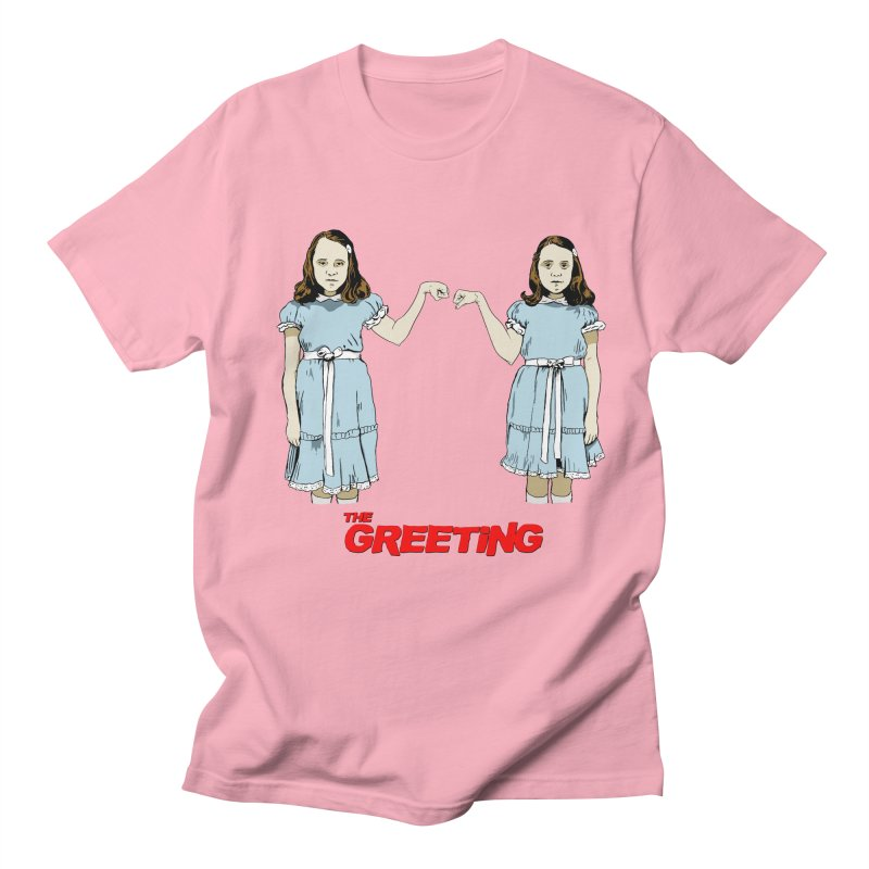 The Greeting Men's T-Shirt by peregraphs's Artist Shop