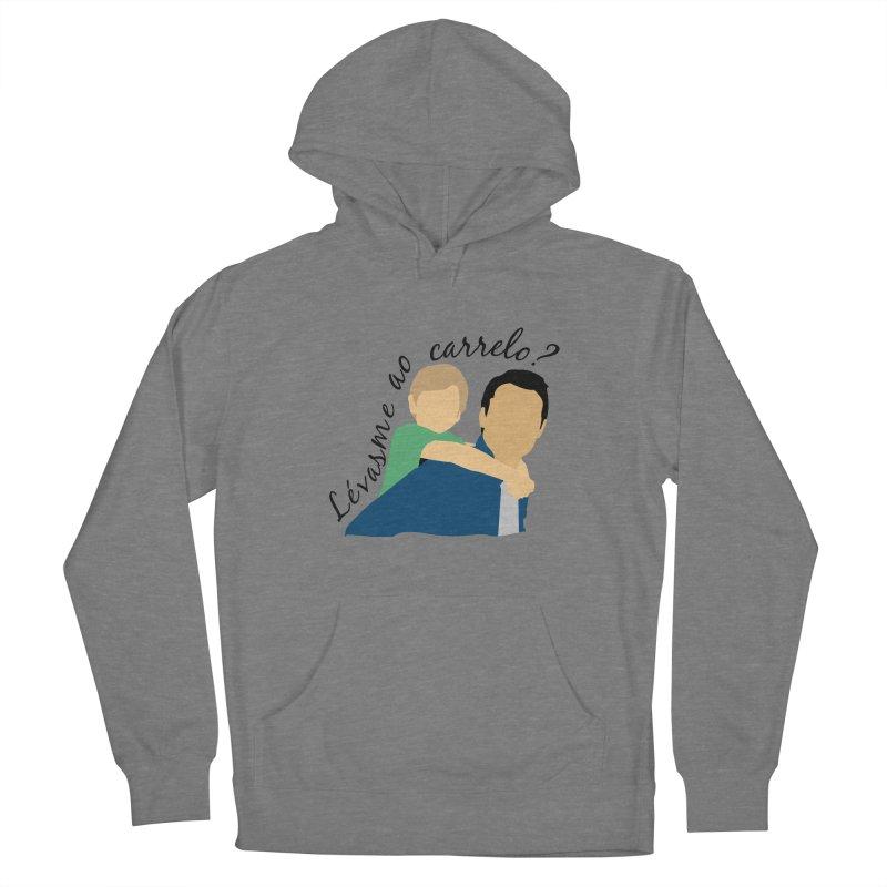 Lévasme ao carrelo? Men's Pullover Hoody by peregraphs's Artist Shop