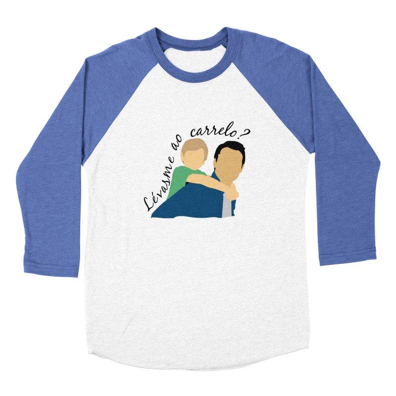 Lévasme ao carrelo? Men's Longsleeve T-Shirt by peregraphs's Artist Shop