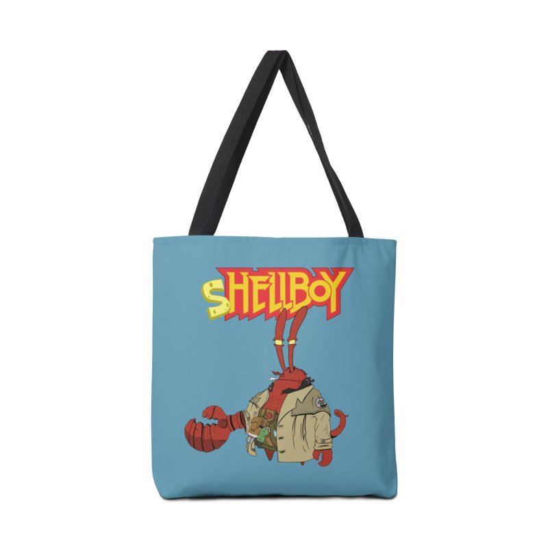 Shellboy Accessories Tote Bag Bag by peregraphs's Artist Shop