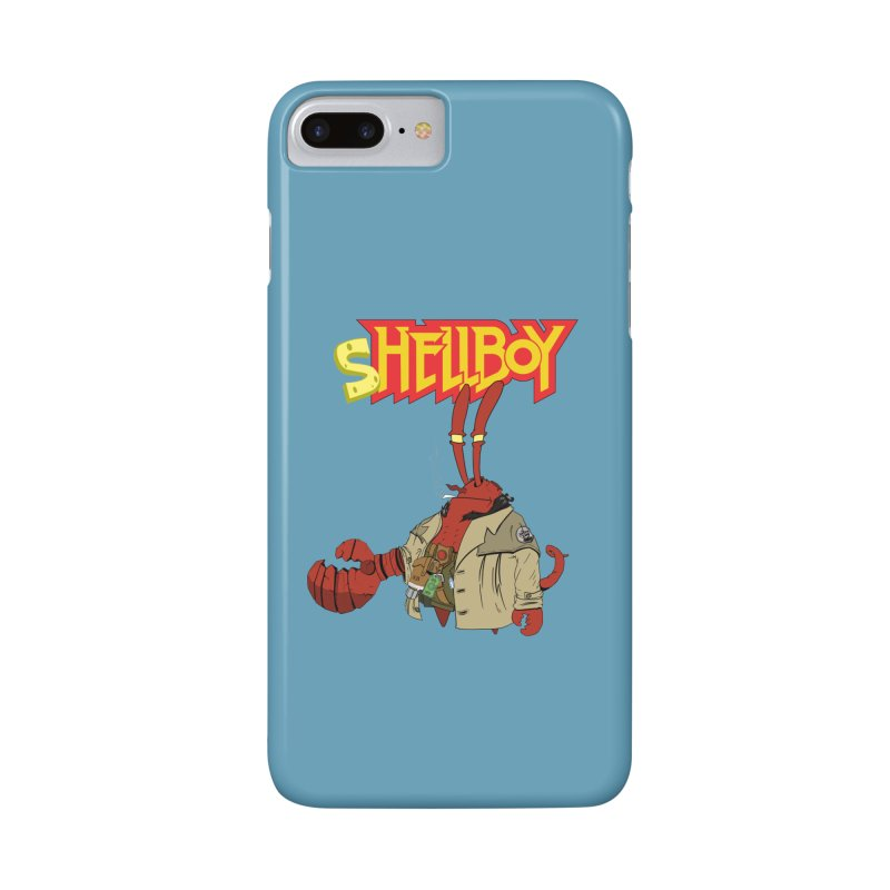 Shellboy Accessories Phone Case by peregraphs's Artist Shop