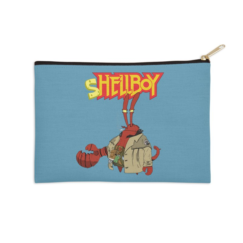 Shellboy Accessories Zip Pouch by peregraphs's Artist Shop
