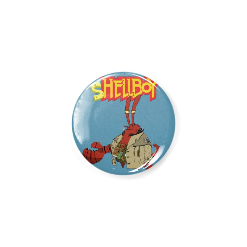 Shellboy Accessories Button by peregraphs's Artist Shop