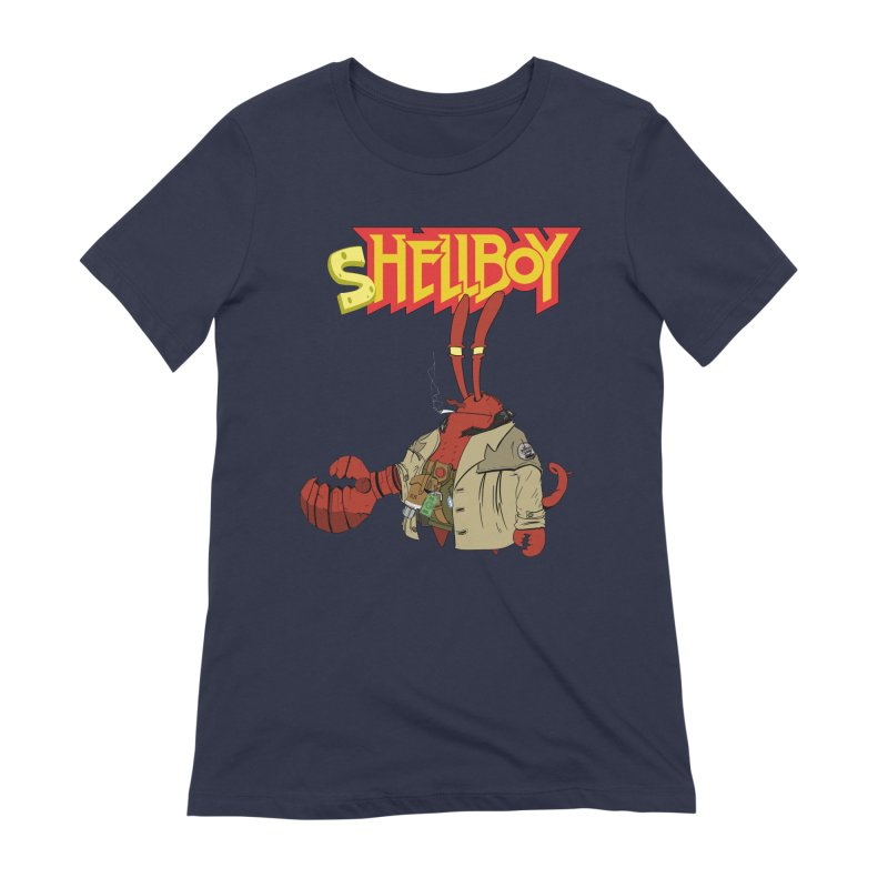 Shellboy Women's Extra Soft T-Shirt by peregraphs's Artist Shop