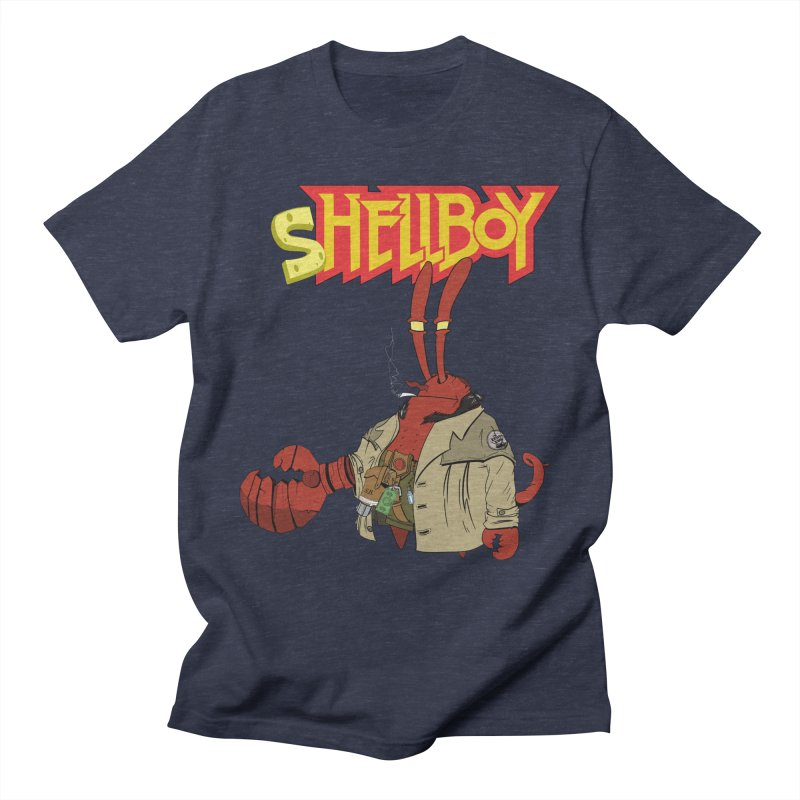 Shellboy Women's Regular Unisex T-Shirt by peregraphs's Artist Shop