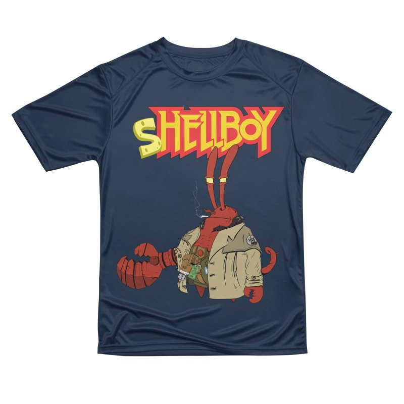 Shellboy Women's Performance Unisex T-Shirt by peregraphs's Artist Shop