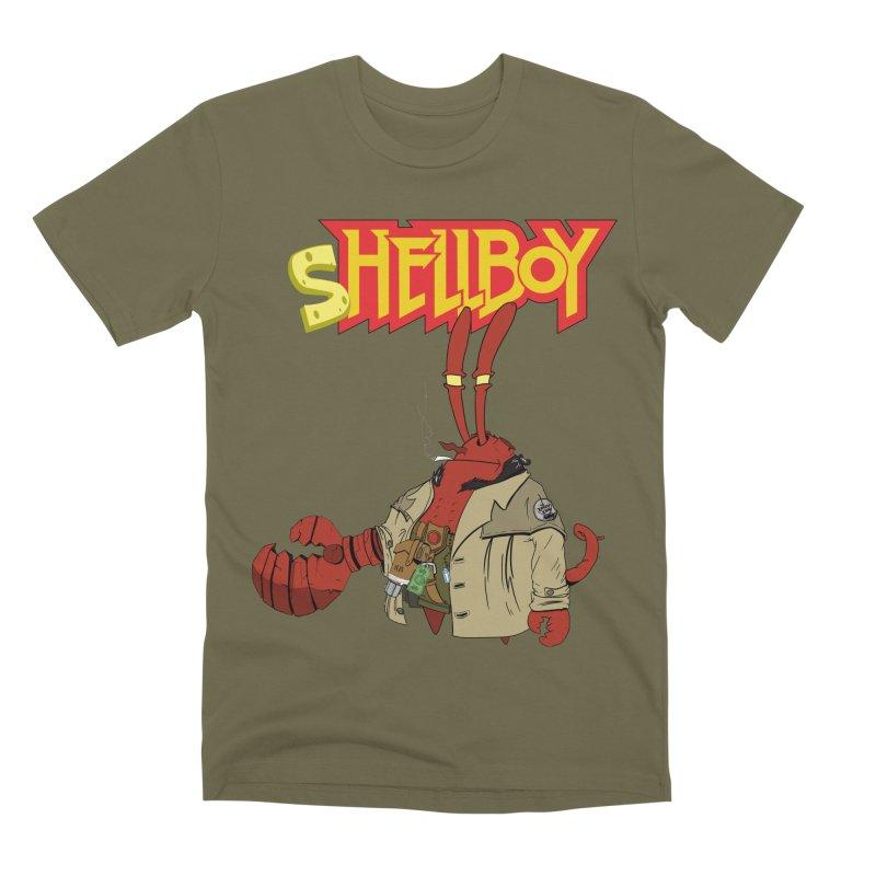Shellboy Men's Premium T-Shirt by peregraphs's Artist Shop