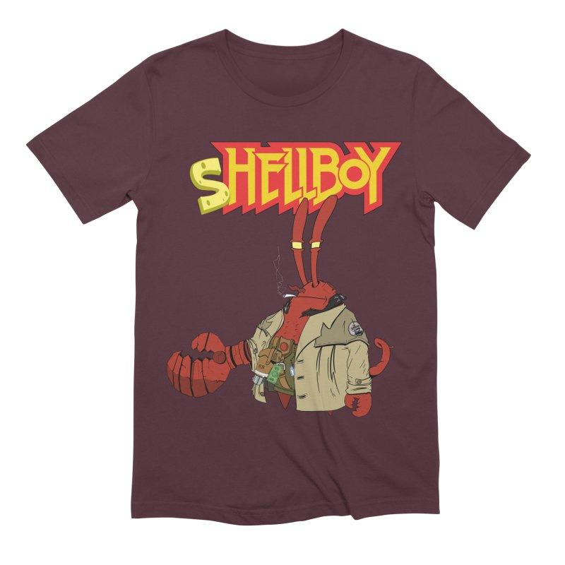 Shellboy Men's T-Shirt by peregraphs's Artist Shop