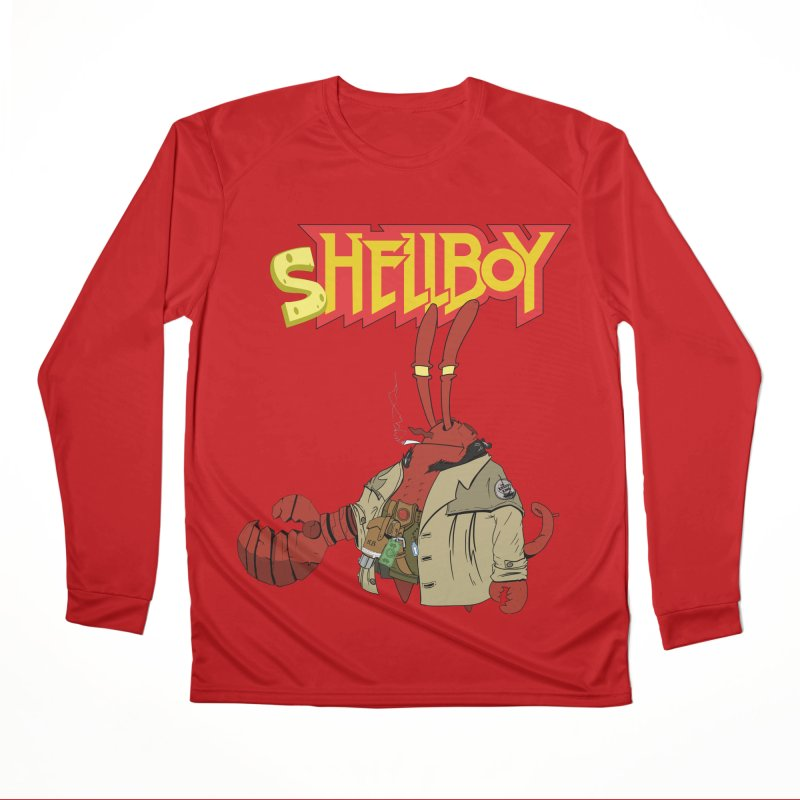 Shellboy Men's Performance Longsleeve T-Shirt by peregraphs's Artist Shop