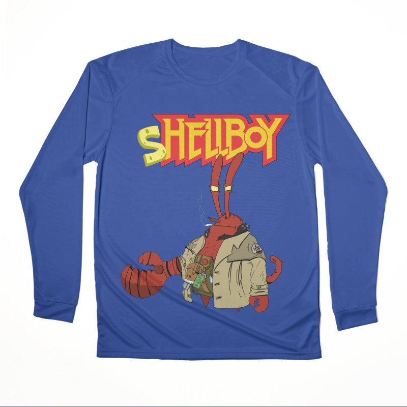 Shellboy Women's Performance Unisex Longsleeve T-Shirt by peregraphs's Artist Shop