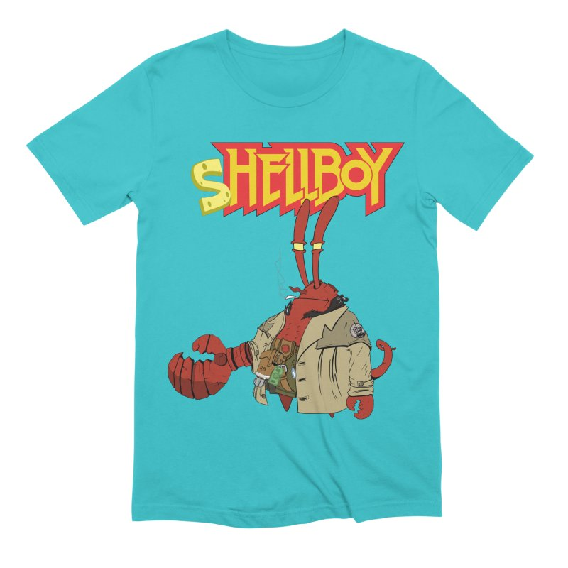 Shellboy Men's T-Shirt by peregraphs's Artist Shop