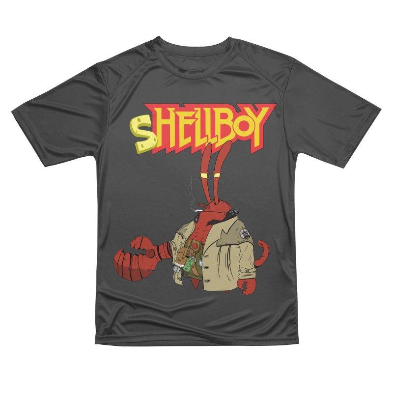 Shellboy Men's Performance T-Shirt by peregraphs's Artist Shop