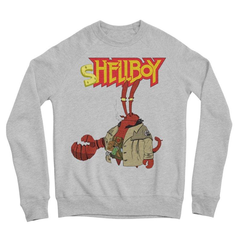 Shellboy Women's Sponge Fleece Sweatshirt by peregraphs's Artist Shop