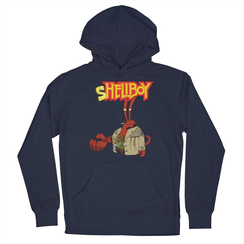 Shellboy Men's Pullover Hoody by peregraphs's Artist Shop