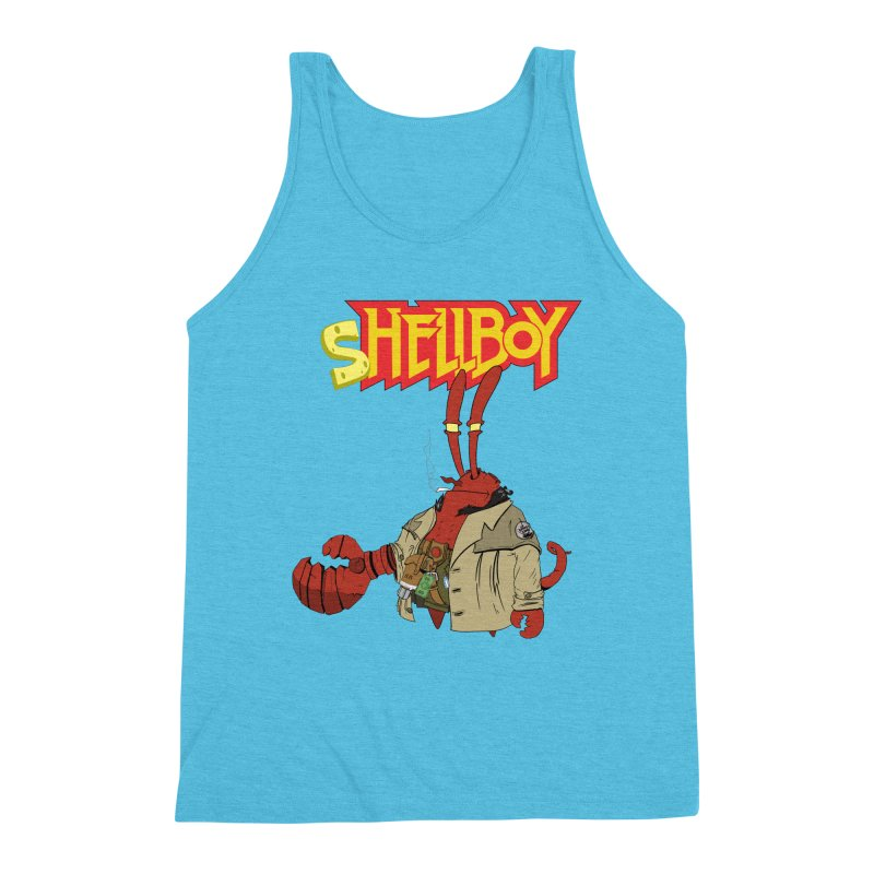 Shellboy Men's Tank by peregraphs's Artist Shop
