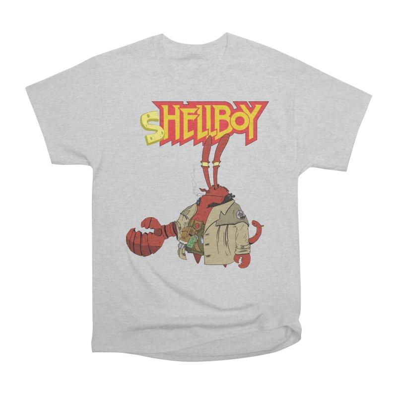 Shellboy Women's Heavyweight Unisex T-Shirt by peregraphs's Artist Shop