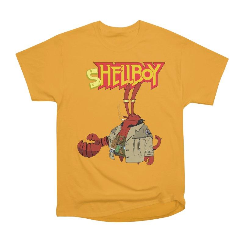 Shellboy Men's Heavyweight T-Shirt by peregraphs's Artist Shop