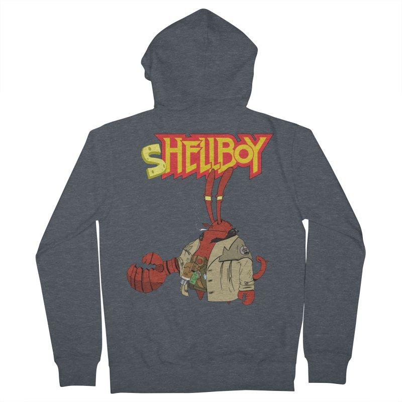 Shellboy Women's Zip-Up Hoody by peregraphs's Artist Shop