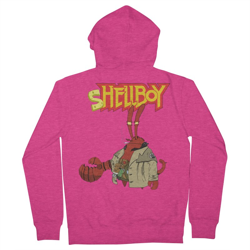 Shellboy Women's Zip-Up Hoody by peregraphs's Artist Shop