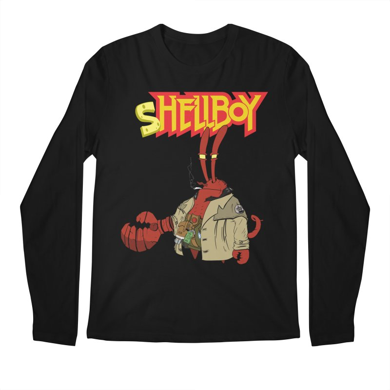 Shellboy Men's Regular Longsleeve T-Shirt by peregraphs's Artist Shop